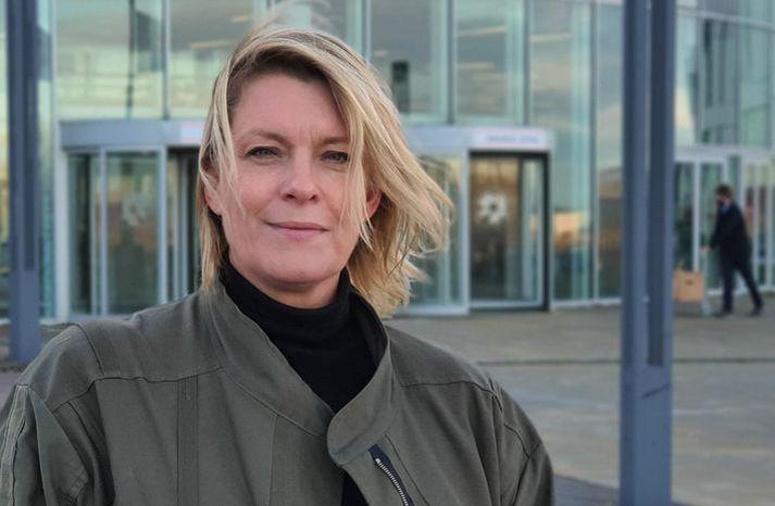 Margrét Lilja Guðmundsdóttir, sérfræðingur hjá Rannsóknum- og greiningu.