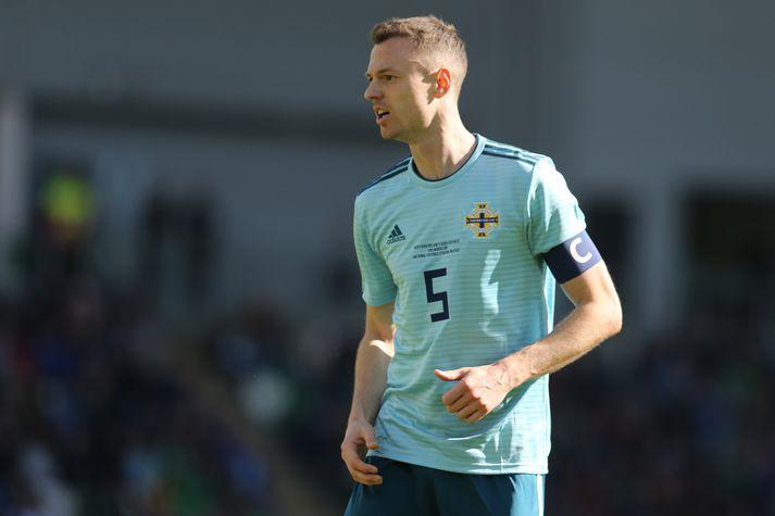 Evans er á leið til Leicester.