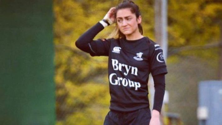 Brooke Morris.