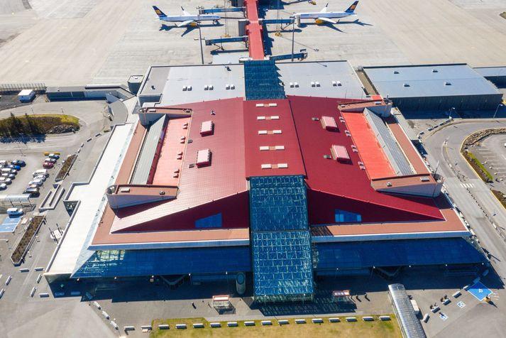 Lotnisko w Keflaviku