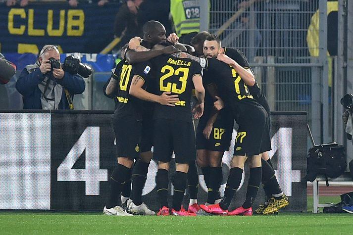 Inter getur ekki mætt Sampdoria í kvöld.