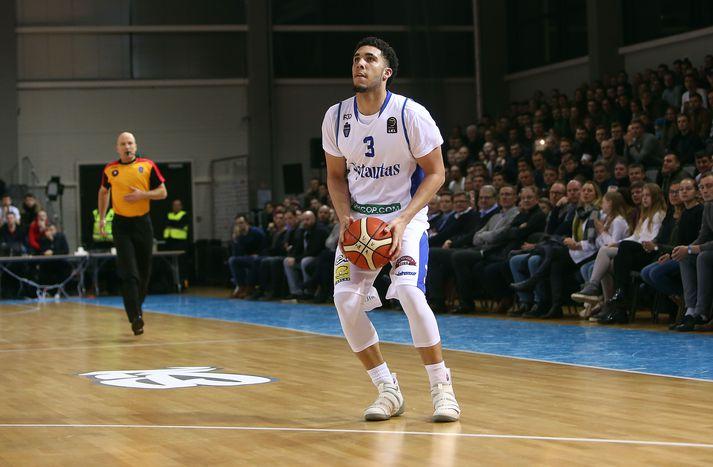 LiAngelo Ball fór til Litáen til að undirbúa sig fyrir nýliðaval NBA-deildarinnar árið 2018. Þar lék hann með Vyautas Prienai.