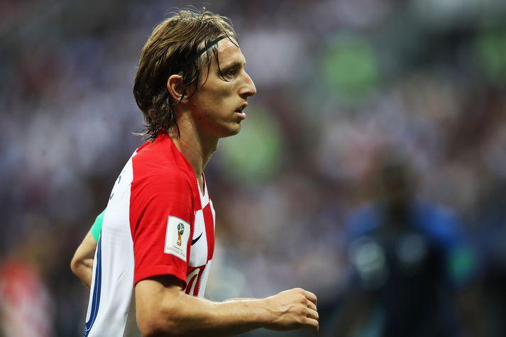 Er Modric að fara sömu leið og Ronaldo, til Ítalíu?
