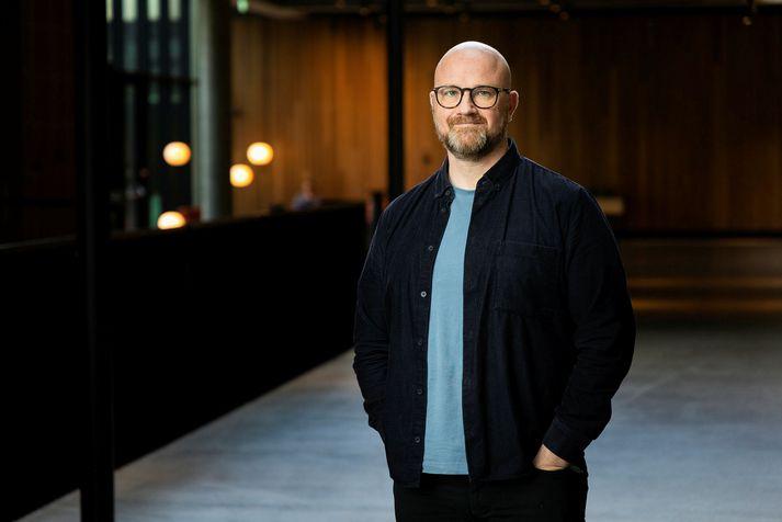 Víðir Ragnarsson.