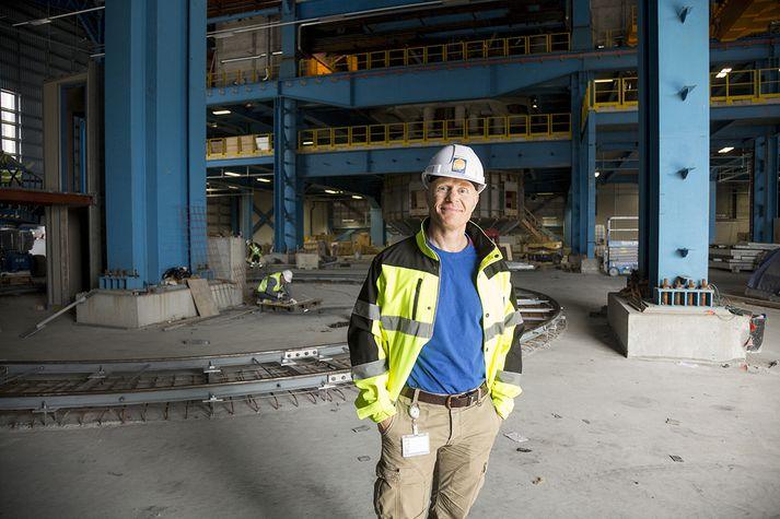 Magnús Ólafur Garðarsson er stofnandi og fyrrverandi forstjóri United Silicon.