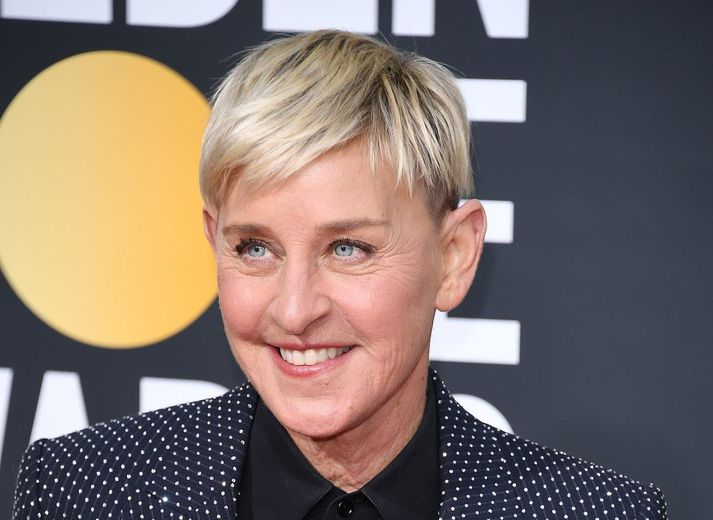 Ellen DeGeneres.