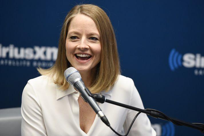 Jodie Foster hefur tvívegis fengið Óskarsverðlaun fyrir besta leik.