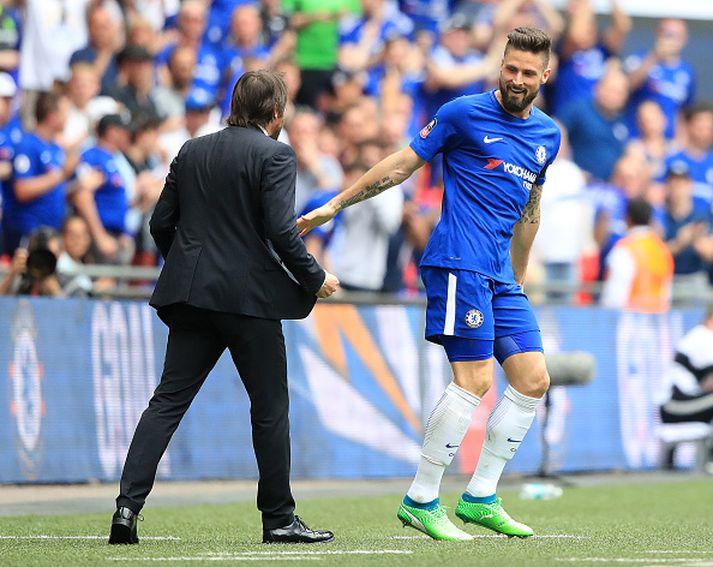 Náðu vel saman hjá Chelsea