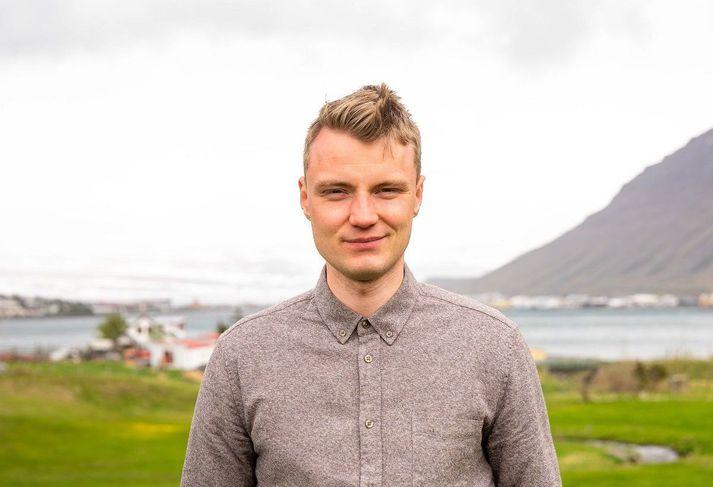 Gauti Geirsson er 28 ára Ísfirðingur.