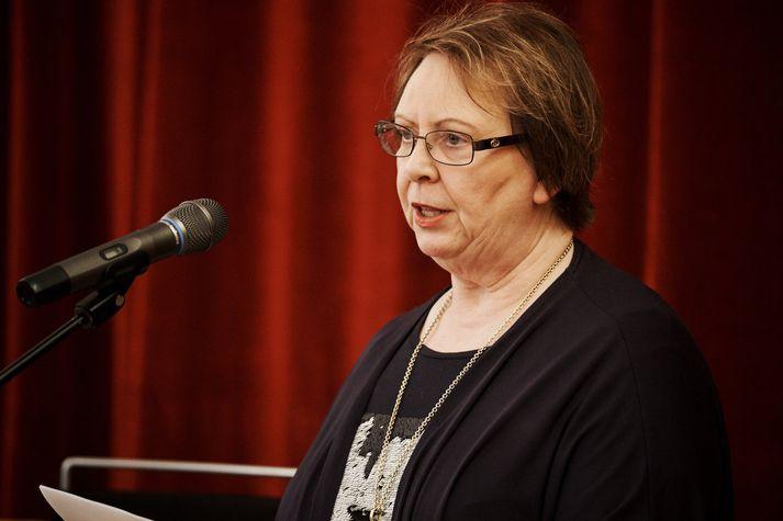 Agnes M. Sigurðardóttir, biskup Íslands, fær 3,2 milljóna króna eingreiðslu vegna afturvirkrar launahækkunar.