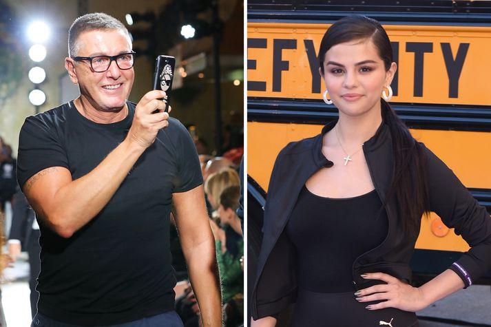Dolce & Gabbana hönnuðurinn Stefano Gabbana eignaðist 138 milljónir óvina á einum degi með því að setja út á Selenu Gomez.