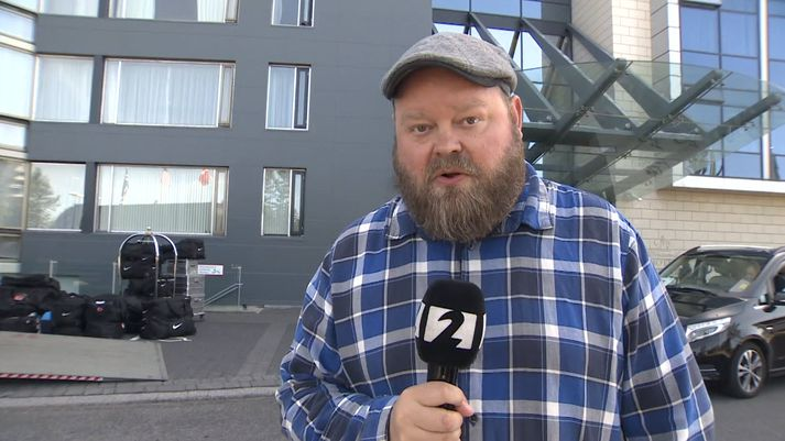 Blaðamaður fór víða en fann enga stuðningsmenn frá Tyrklandi. Því miður.