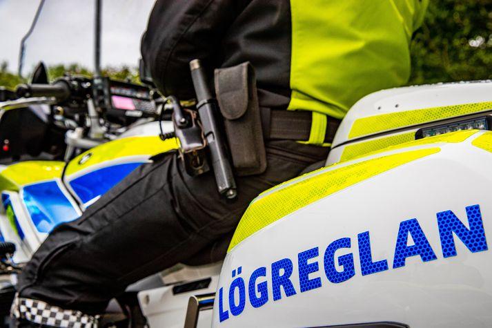 Tölurnar má sjá í afbrotaskýrslu lögreglunnar á höfuðborgarsvæðinu.
