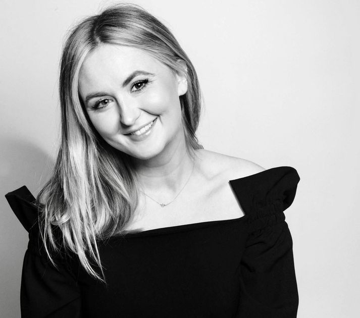 Anna Fríða Gísladóttir vinnur í dag sem markaðsstjóri BioEffect en var orðin markaðsstjóri Dominos á Íslandi 24 ára.