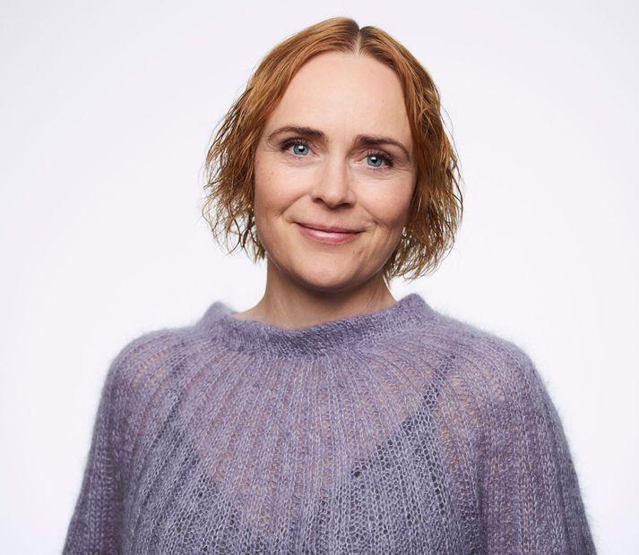 Ásdís Káradóttir.