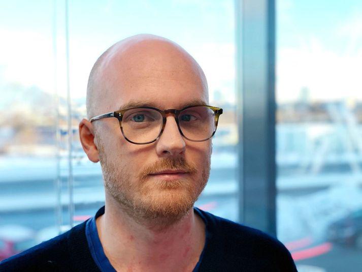 Konráð Guðjónsson, aðstoðarframkvæmdastjóri og hagfræðingur Viðskiptaráðs Íslands.