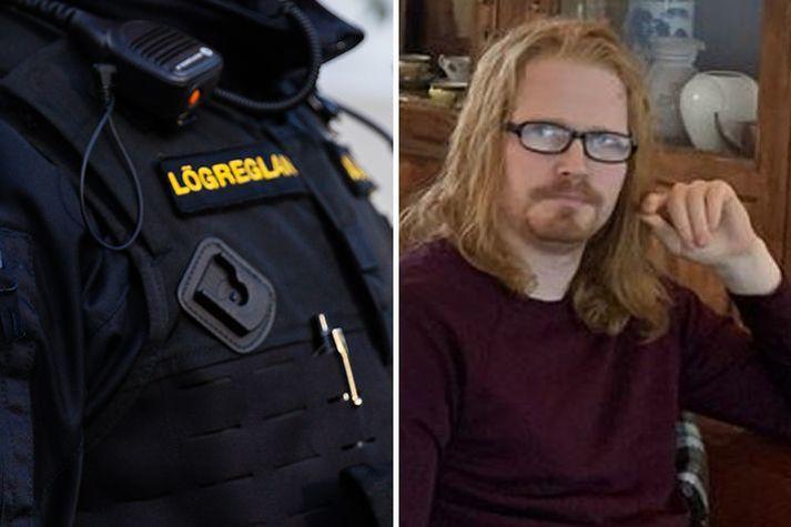 Arnar Sveinsson er 32 ára og 185 sentimetrar á hæð.