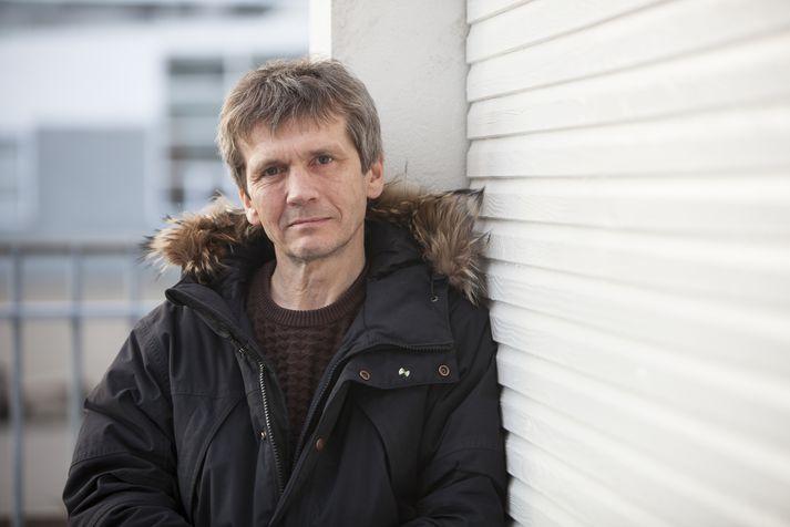Hrafn Jökulsson kippir sér ekki upp við hótanir sem honum og Elísabetu Jökulsdóttur hafa borist.