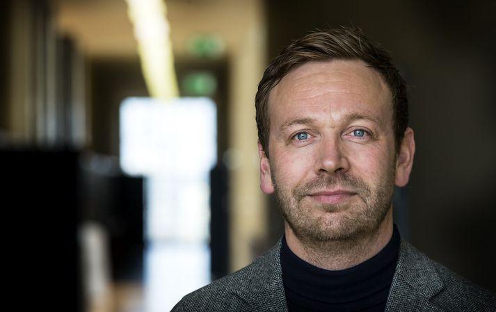 Andri Ólafsson starfaði um árabil í fjölmiðlum.