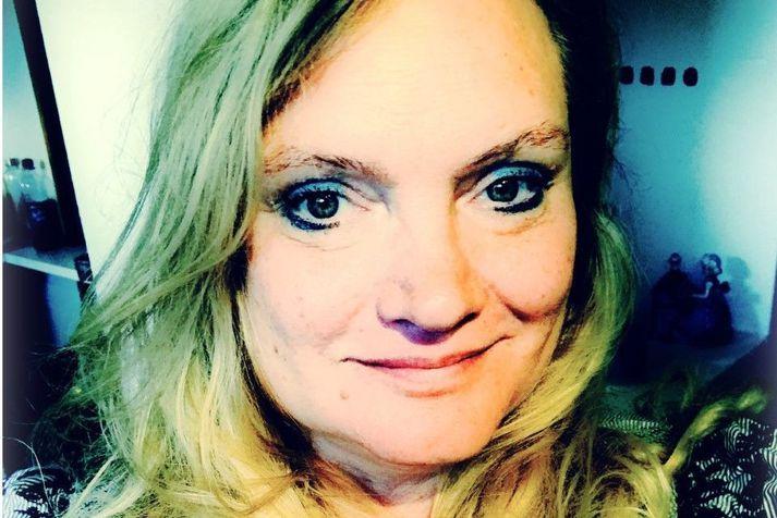 Elín Halldórsdóttir býr í Sandnes.
