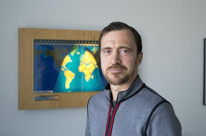 Reynir Grétarsson, stjónarformaður Creditinfo.