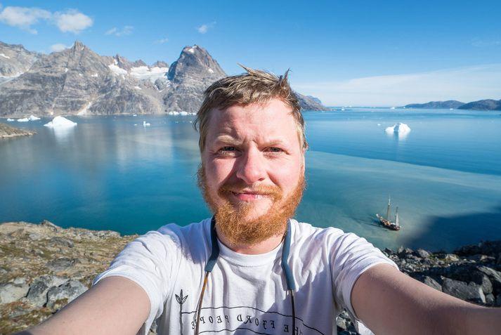 Haukur Sigurðsson vill leyfa ferðafólki að kynnast sögu bæjarbúa Ísafjarðar.