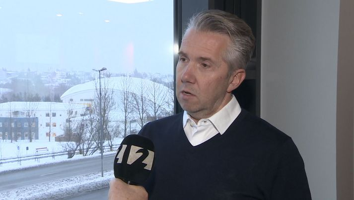 Valdimar Svavarsson, formaður knattspyrnudeildar FH.