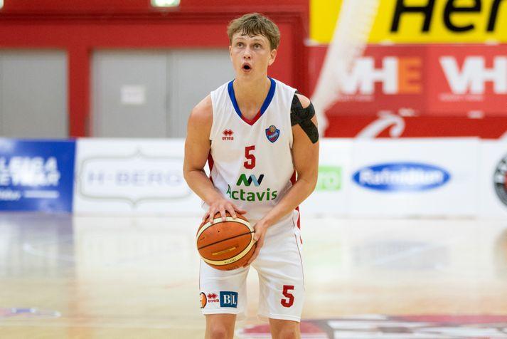 Hilmar Smári Henningsson er kominn heim frá Spáni.