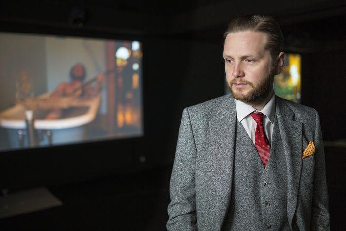 Listamaðurinn Ragnar Kjartansson hlaut virt finnsk verðlaun í dag.