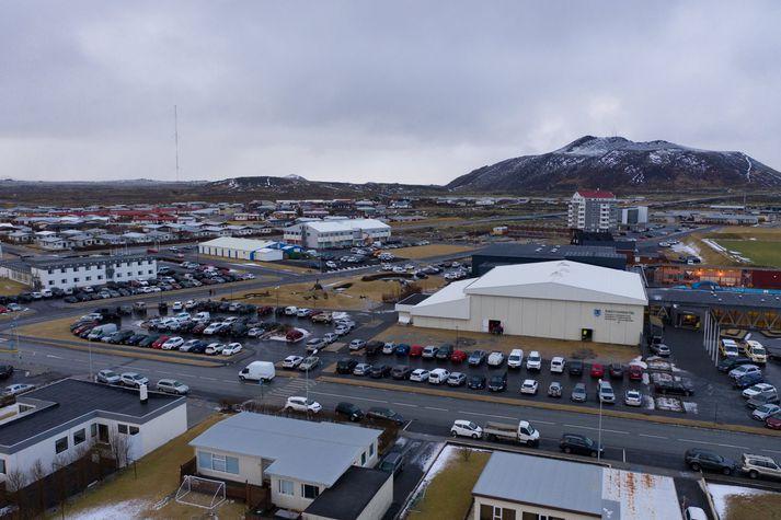 Búið er að setja upp tvo nýja mæla til vöktunar á svæðinu í kringum Grindavík.