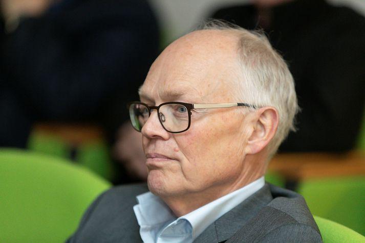 Sigurður M. Magnússon, forstjóri Geislavarna ríkisins.
