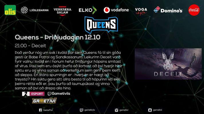 Queens okt