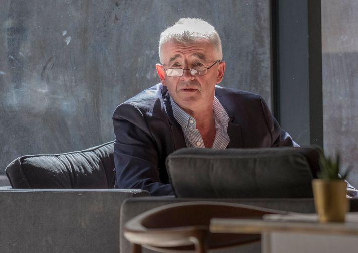 Michael O'Leary vonar að fleiri lággjaldaflugfélög fari á hausinn, það myndi henta Ryanair ágætlega.