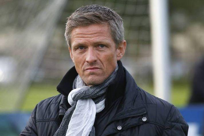 Arnar Grétarsson, þjálfari KA.
