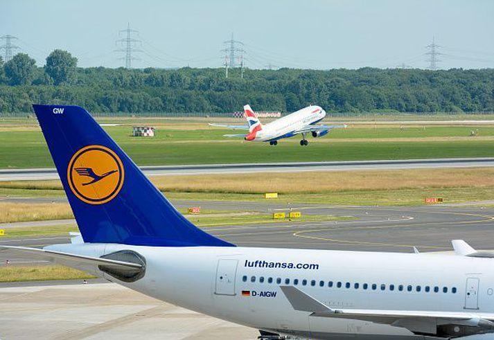 Stjórnendur British Airways og Lufthansa eru á meðal þeirra sem rita bréfið.