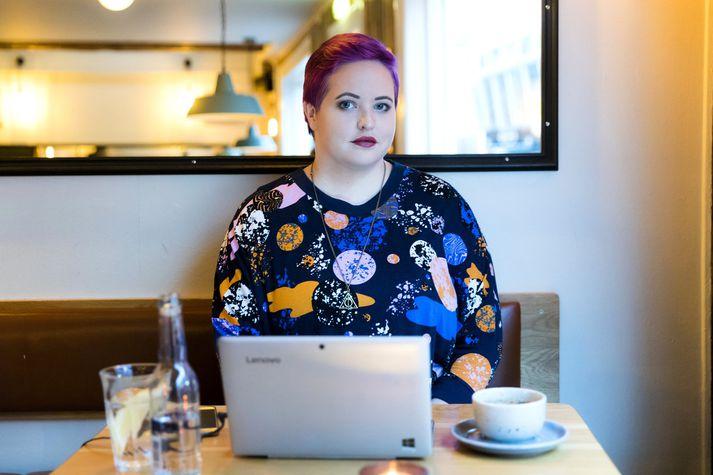 Áhugasamir geta fylgst með Tinnu í gegnum bloggið hennar, www.tinnaharalds.wordpress.com