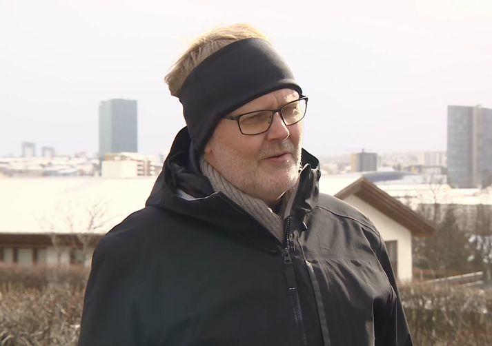 Hrafnkell V. Gíslason, forstjóri Póst- og fjarskiptastofnunnar.