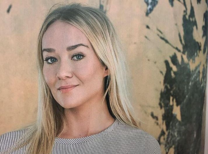 Kristjana Arnarsdóttir er spennt fyrir nýju hlutverki.