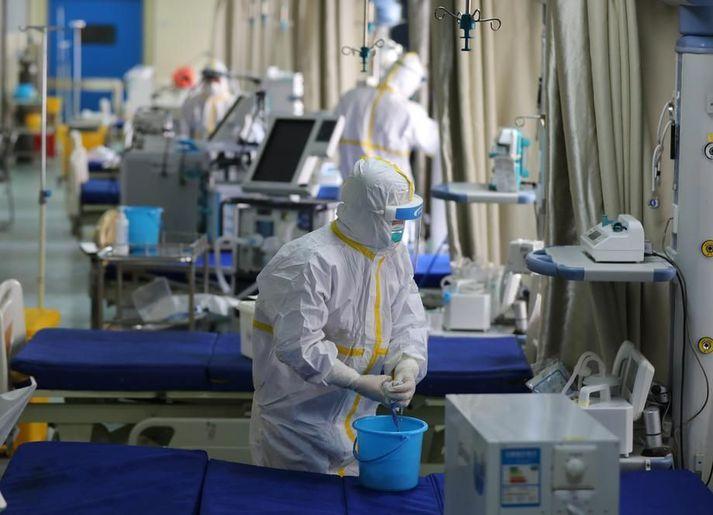 Rannsóknin er samantekt á nokkrum rannsókn sem voru gerðar á um 1.800 sjúklingum í Kína.