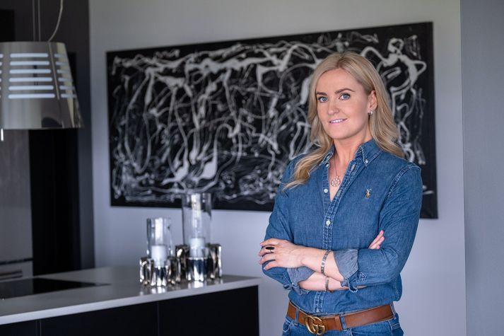 Inga Tinna Sigurðardóttir, forstjóri Dineout.