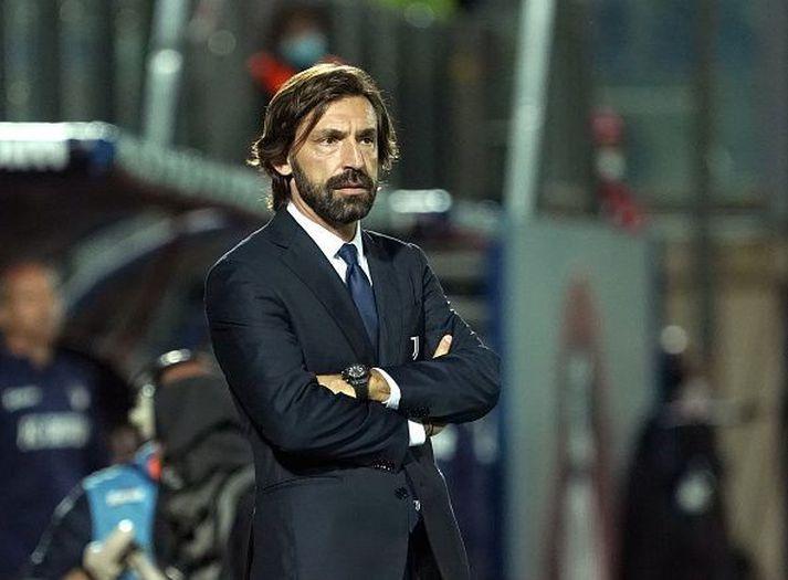 Andrea Pirlo byrjar vel sem þjálfari Juventus.