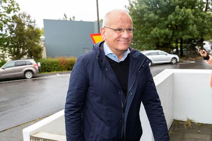Páll Magnússon var oddviti Sjálfstæðisflokksins í Suðurkjördæmi á kjörtímabilinu.