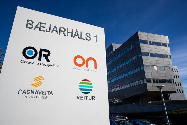Fjárhagsspá samstæðu OR fyrir árabilið 2020 til 2025 var samþykkt af stjórn OR í dag.