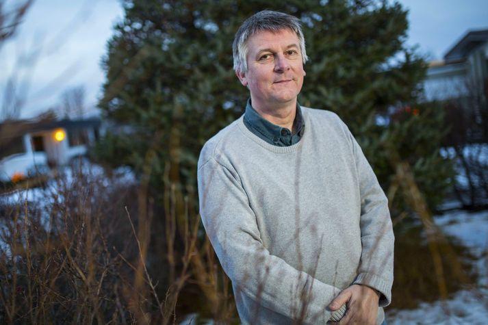 Árni Guðmundsson, formaður foreldrasamtaka gegn áfengisauglýsingum.