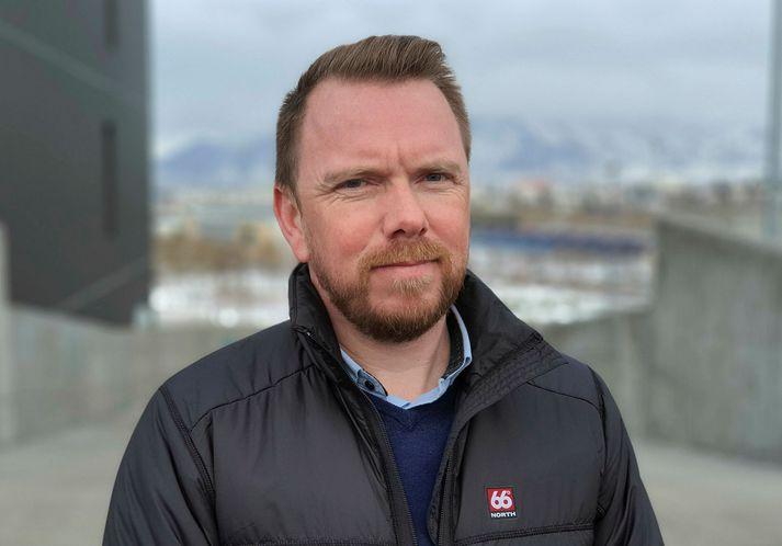 Ragnar Þór Ingólsson formaður VR