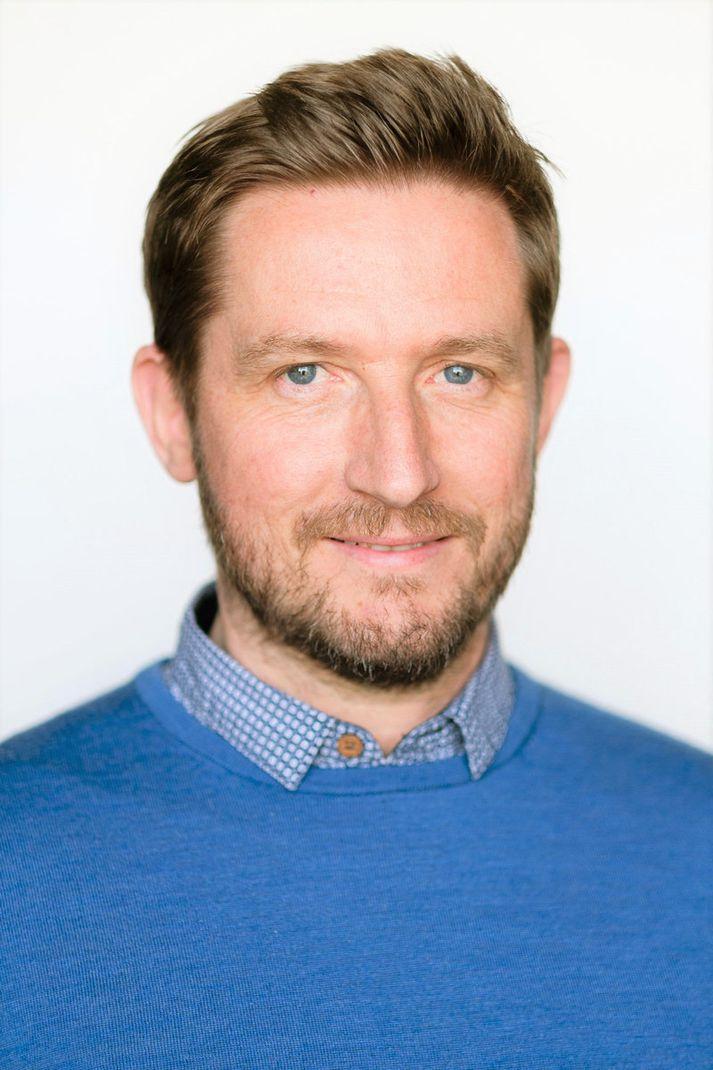 Victor Berg Guðmundsson, framkvæmdastjóri Samfés.