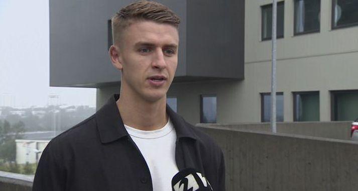 Pétur Theódór er á leið til Breiðabliks.