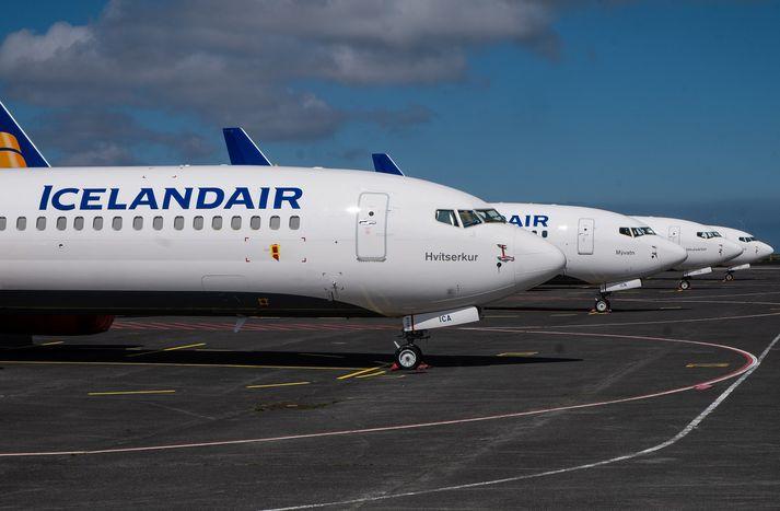 Nokkrar flugfreyjur hafa veikst um borð í Icelandair vélum en málin eru nú til rannsóknar.