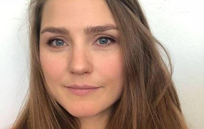 Brynja Dögg Guðmundsdóttir Briem lögfræðingur.