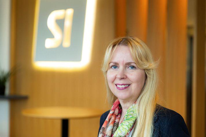 Margrét Kristín Sigurðardóttir samskiptastjóri Samtaka Iðnaðarins.